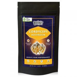 cordyceps mushroom teelixir