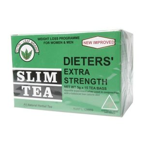 dieters slim tea extra strength