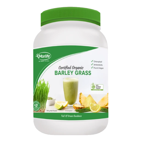 Morlife Barley Grass 700g